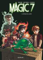 Magic 7 - T3: , par Kid Toussaint, Rosa La Barbera & Giuseppe Quatrocchi