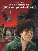 Les Chemins de Compostelle - T4: Le Vampire de Bretagne, par Jean-Claude Servais