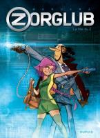 Zorglub - T1: La Fille du Z, par ,