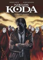 Niklos Koda - T15: Le Dernier Masque, par Jean Dufaux, Olivier Grenson