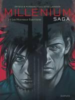 Millenium Saga - T2/3: Les Nouveaux Spartiates, par ,