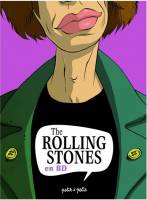 The Rolling Stones en BD, par Ceka, Collectif