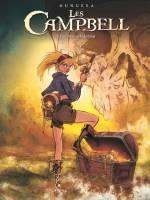 Les Campbell - T5: , par Jose Luis Munuera