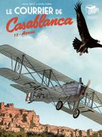 Le courrier de Casablanca - T2/2: Asmaa, par Pascal Davoz, Philippe Tarral