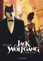 Jack Wolfgang - T2: Le Nobel du pigeon, par Stephen Desberg,
