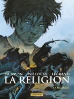 La Religion - T2: Orlandu, par , Luc Jacamon
