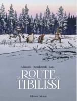 La route de Tibilissi - T1, par David Chauvel, Kosakowski
