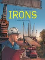 Irons - T2: Les sables de Sinkis, par Tristan Roulot, Luc Brahy
