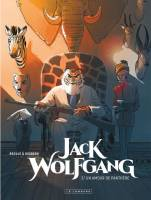 Jack Wolfgang - T3: , par Stephen Desberg,
