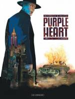 Purple Heart - T1: Le sauveur, par Eric Warnauts et Guy Raives