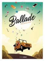 Ballade, par Jean-Christophe Deveney et Nicolas Courty, David Combet