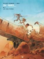 On Mars - T2: Les solitaires, par Sylvain Runberg, Grun