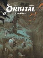 Orbital - T8: Contacts, par Sylvain Runberg ,