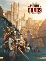 La pierre du chaos - T1/3: Le sang des ruines, par Gabriel Katz,