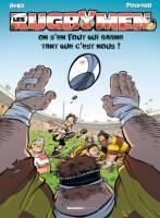 Les rugbymen - T17: , par BeKa, Poupard
