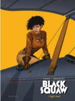 Black Squaw - T1: Night Hawk, par Yann, Alain Henriet