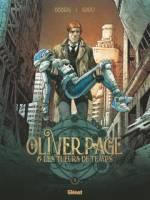 Oliver Page & Les Tueurs de Temps - T1, par Stephen Desberg, Griffo