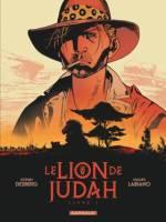Le lion de Judah - T1/3: Livre 1, par Stephen Desberg, Hugues Labiano