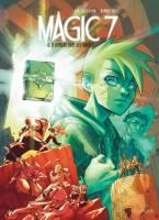 Magic 7 - T9: Le dernier livre des mages, par Kid Toussaint, Kenny Ruiz