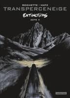 Transperceneige - Extinctions - T2: Acte II, par Matz & Jean-Marc Rochette, Jean-Marc Rochette