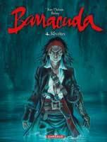 L'autre couverture de Barracuda - tome 4
