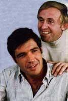 Jacques Santi et Christian Marin