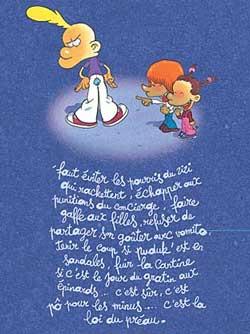 Guide du Zizi Sexuel (dos de couverture) (c) Zep, Glénat
